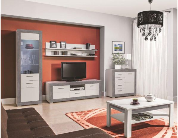 Obývací stěna Twin 1