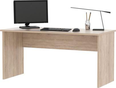 Kancelářský stůl, dub sonoma, JOHAN 01