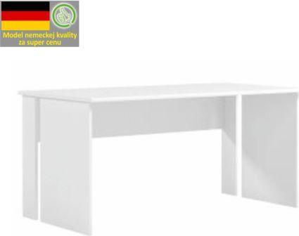 PC stůl BEK 09, bílá