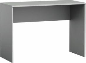 PC stůl, šedá, PIERE P08