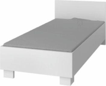 Bílá dětská postel SVEND, 90x200cm