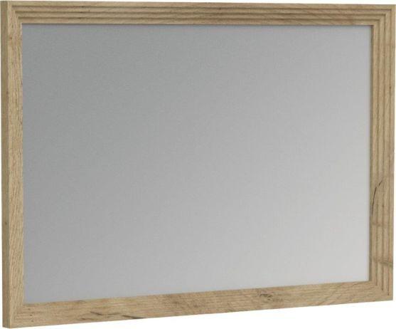 Zrcadlo na zeď Meryl - dub kraft