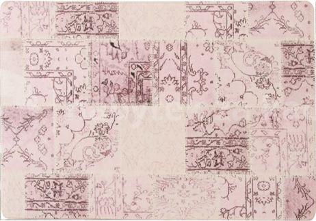 Koberec, růžový, 80x150, ADRIEL TYP 3